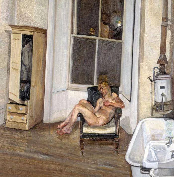 他见一个爱一个画一个,白床上人体拍近2亿元插图63