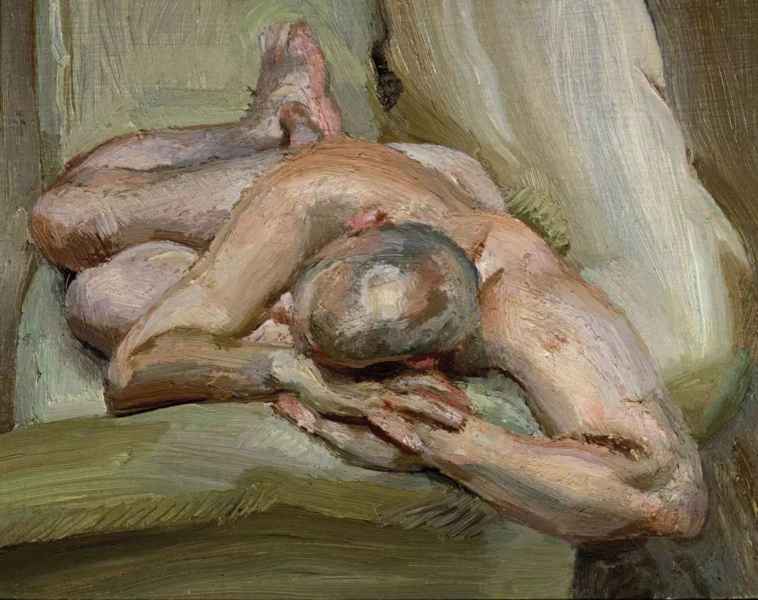 他见一个爱一个画一个,白床上人体拍近2亿元插图65