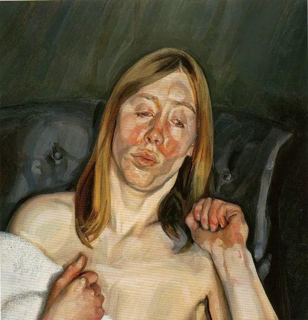 他见一个爱一个画一个,白床上人体拍近2亿元插图67