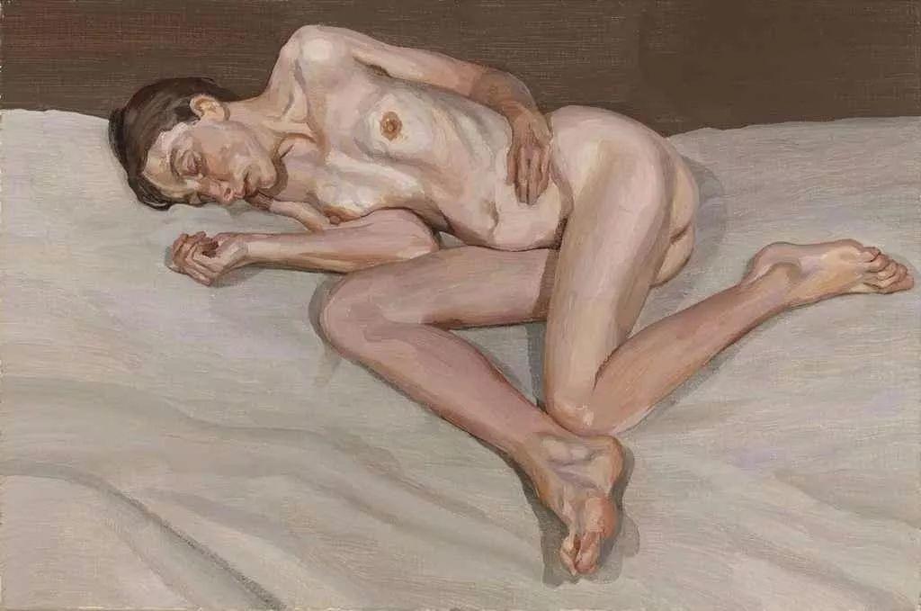 他见一个爱一个画一个,白床上人体拍近2亿元插图71