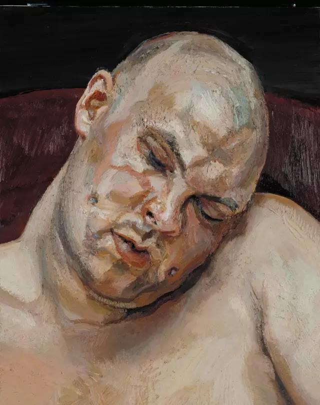 他见一个爱一个画一个,白床上人体拍近2亿元插图83