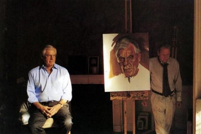 他见一个爱一个画一个,白床上人体拍近2亿元插图84