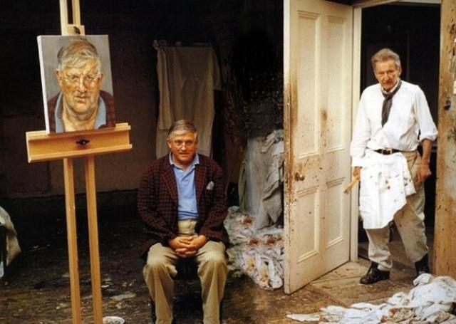 他见一个爱一个画一个,白床上人体拍近2亿元插图85