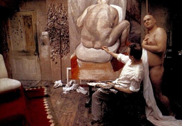他见一个爱一个画一个,白床上人体拍近2亿元插图88