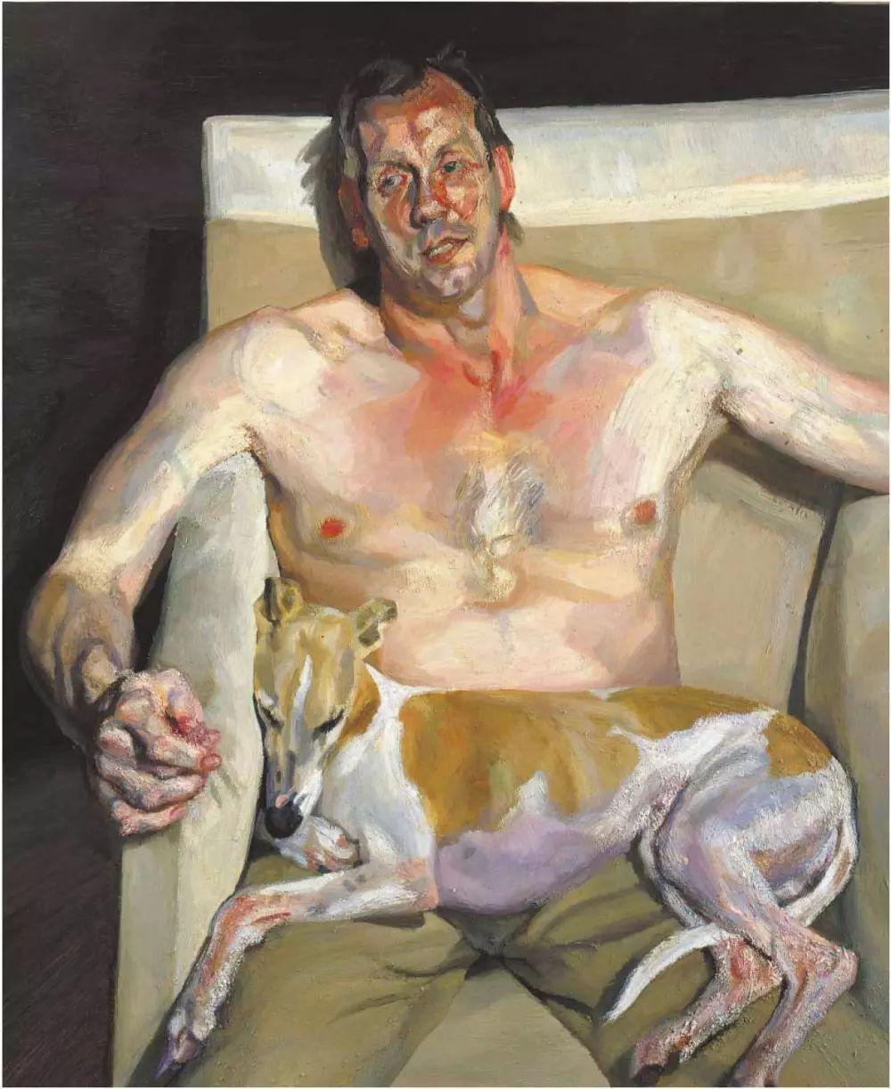 他见一个爱一个画一个,白床上人体拍近2亿元插图93
