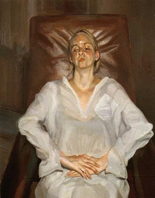 他见一个爱一个画一个,白床上人体拍近2亿元插图101