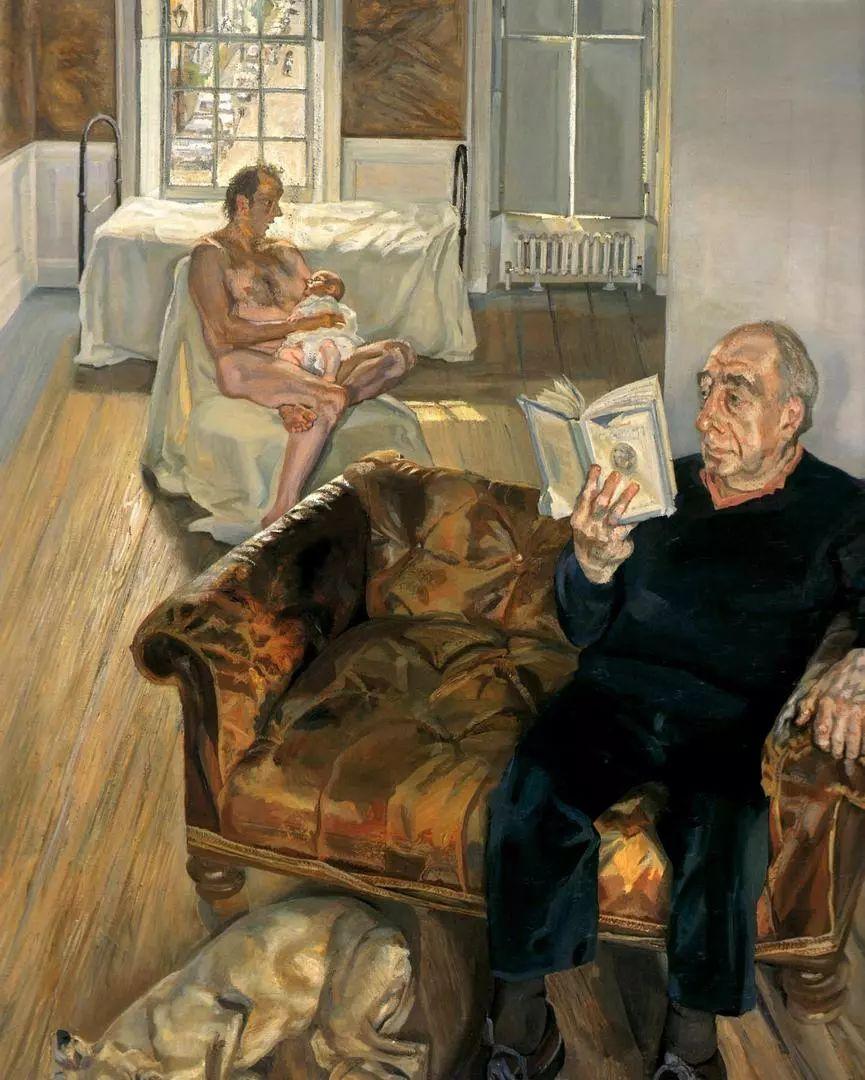 他见一个爱一个画一个,白床上人体拍近2亿元插图102