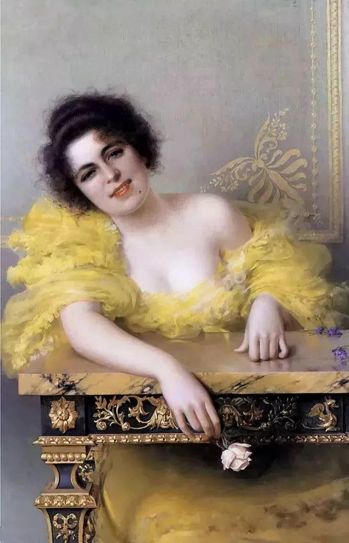 他作品在文化和贵族圈子里很受欢迎,都是女神!插图5