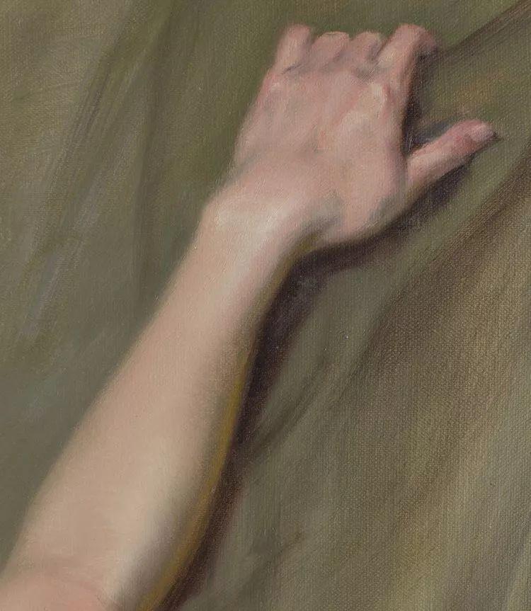 于小冬手部绘画特写插图9