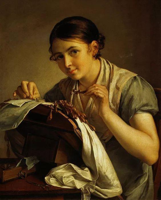 他是皇家艺术学院院士,一生共创作了3000多幅肖像画插图