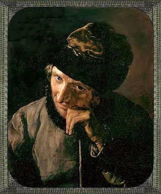 他是皇家艺术学院院士,一生共创作了3000多幅肖像画插图8