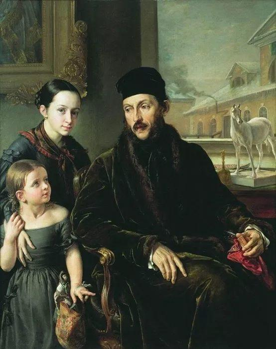 他是皇家艺术学院院士,一生共创作了3000多幅肖像画插图10