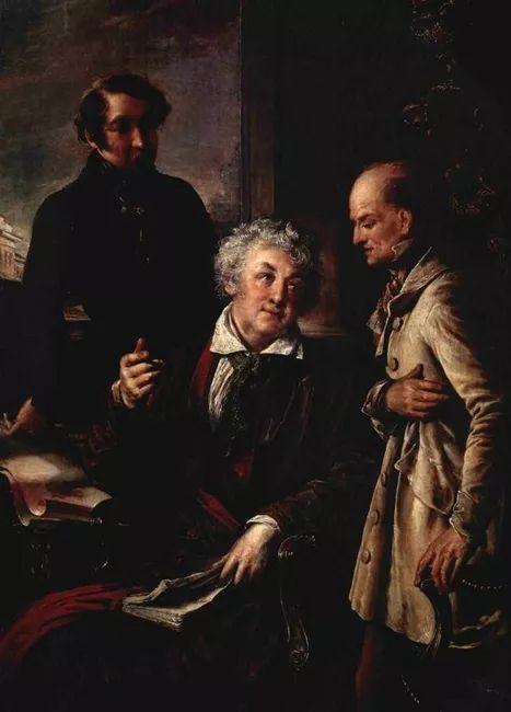 他是皇家艺术学院院士,一生共创作了3000多幅肖像画插图11