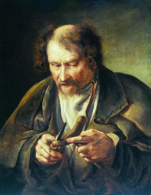 他是皇家艺术学院院士,一生共创作了3000多幅肖像画插图17