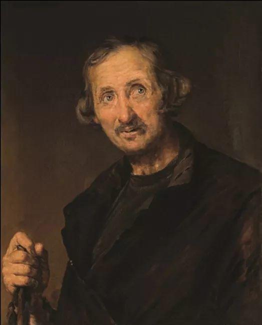 他是皇家艺术学院院士,一生共创作了3000多幅肖像画插图19