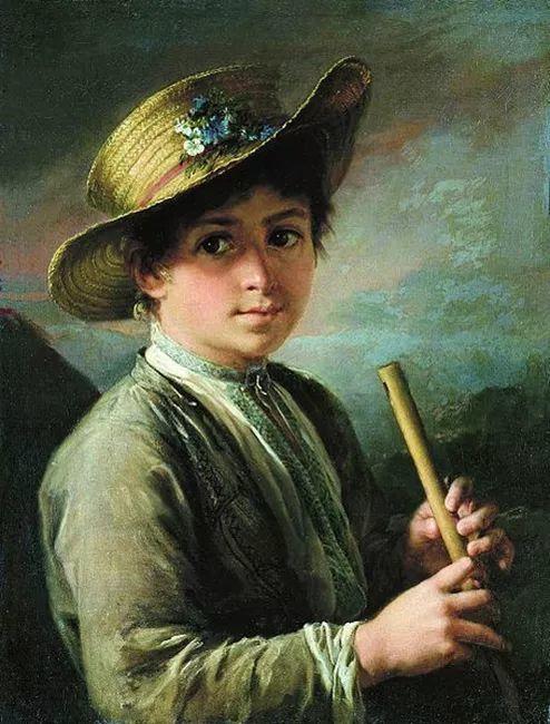 他是皇家艺术学院院士,一生共创作了3000多幅肖像画插图21