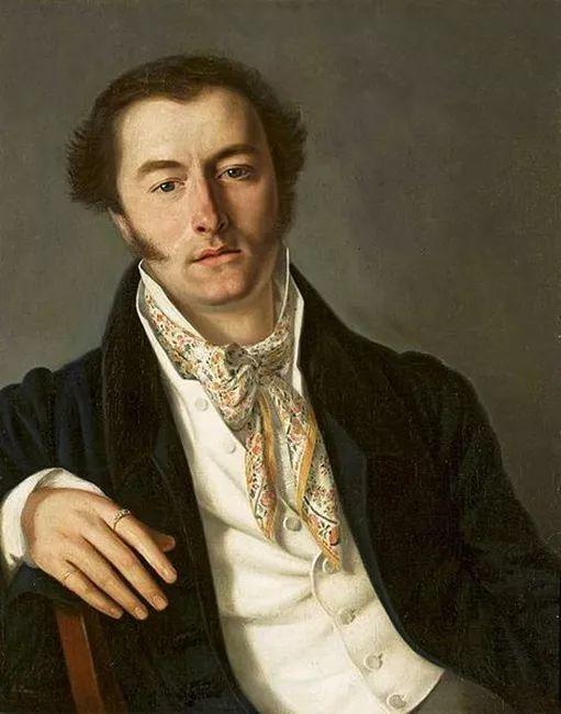他是皇家艺术学院院士,一生共创作了3000多幅肖像画插图22