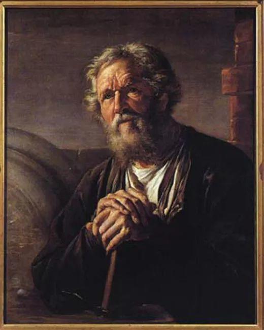 他是皇家艺术学院院士,一生共创作了3000多幅肖像画插图28