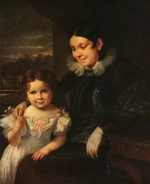 他是皇家艺术学院院士,一生共创作了3000多幅肖像画插图30