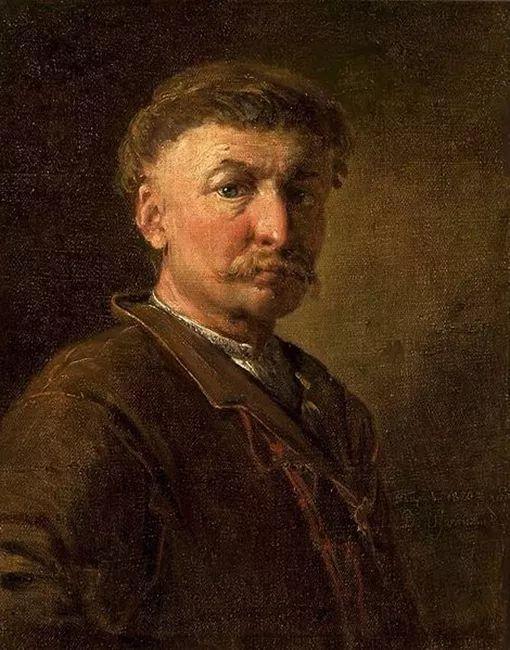 他是皇家艺术学院院士,一生共创作了3000多幅肖像画插图33