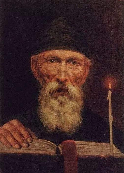 他是皇家艺术学院院士,一生共创作了3000多幅肖像画插图34