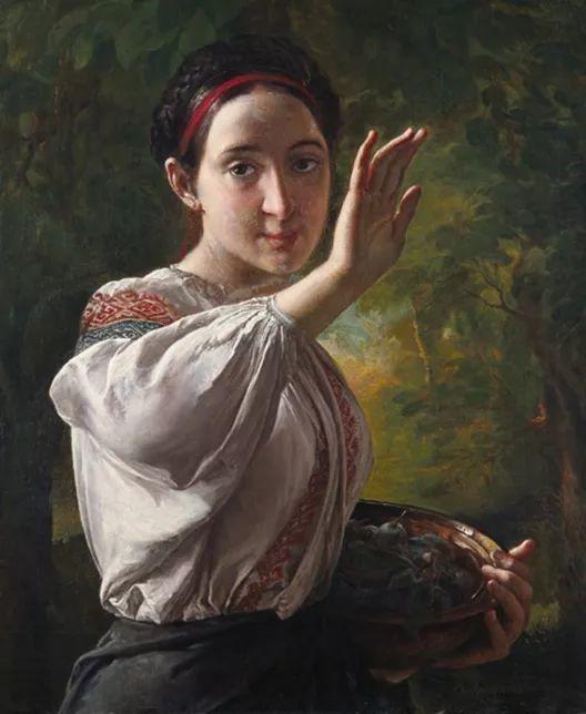 他是皇家艺术学院院士,一生共创作了3000多幅肖像画插图35