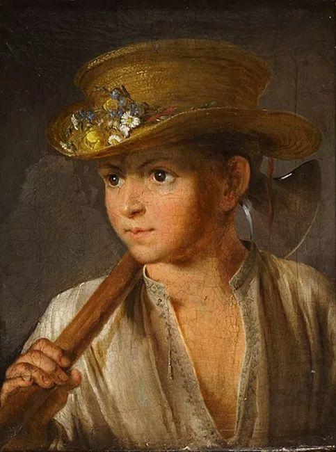 他是皇家艺术学院院士,一生共创作了3000多幅肖像画插图39