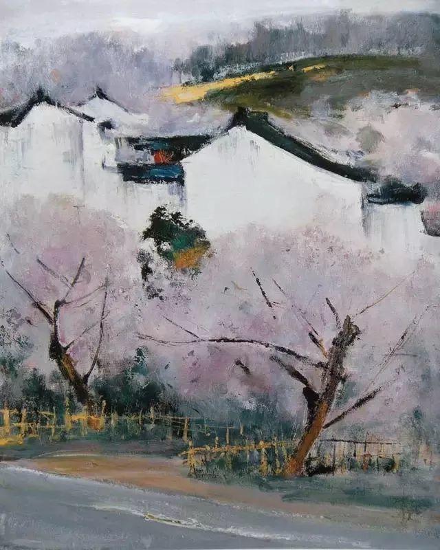 画意的诗性  苏天赐油画艺术插图