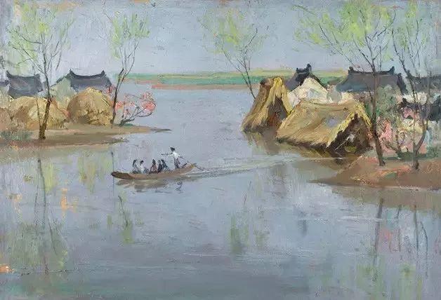 画意的诗性  苏天赐油画艺术插图7