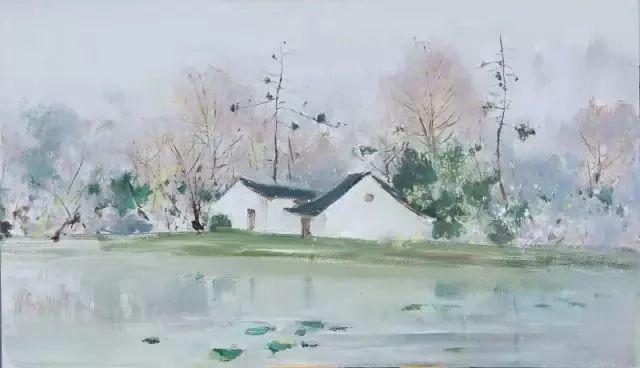 画意的诗性  苏天赐油画艺术插图67