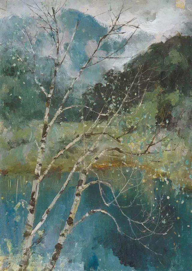 画意的诗性  苏天赐油画艺术插图68