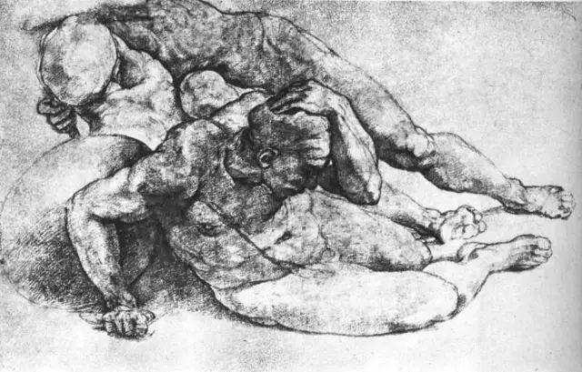 米开朗基罗作品全集(经典)插图78