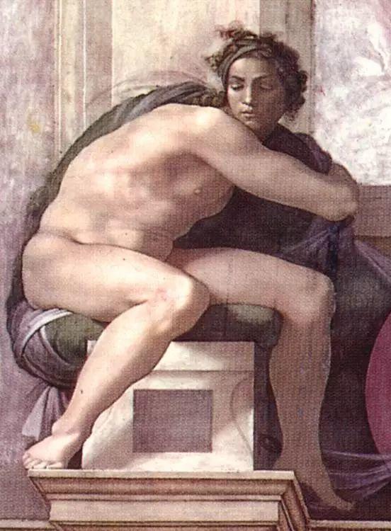 米开朗基罗作品全集(经典)插图169