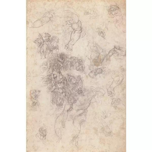 米开朗基罗作品全集(经典)插图175