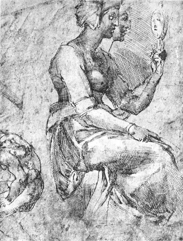 米开朗基罗作品全集(经典)插图179