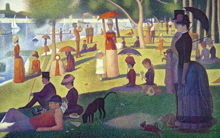 这个巴黎男人只活了31岁,却凭一幅画就流芳百世,甚至改写了艺术史!插图3