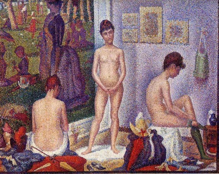 这个巴黎男人只活了31岁,却凭一幅画就流芳百世,甚至改写了艺术史!插图12