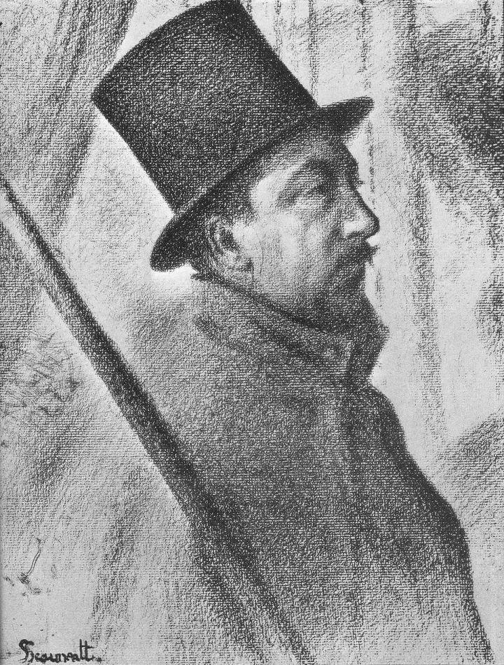 这个巴黎男人只活了31岁,却凭一幅画就流芳百世,甚至改写了艺术史!插图13