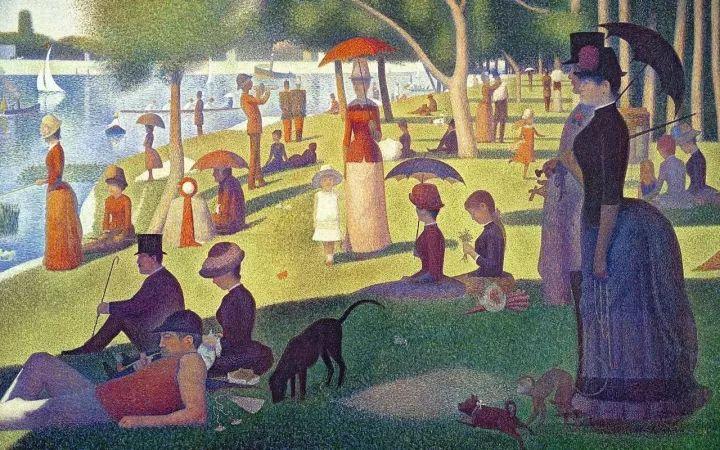 这个巴黎男人只活了31岁,却凭一幅画就流芳百世,甚至改写了艺术史!插图22