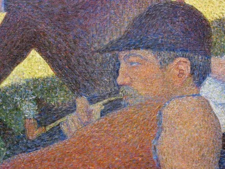 这个巴黎男人只活了31岁,却凭一幅画就流芳百世,甚至改写了艺术史!插图34