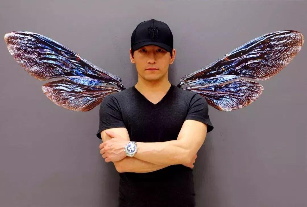 他是韩国超写实第一人,一幅画卖90万,看完简直怀疑人生!插图5