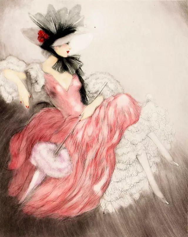 他画的女人,美得让人欲罢不能插图2