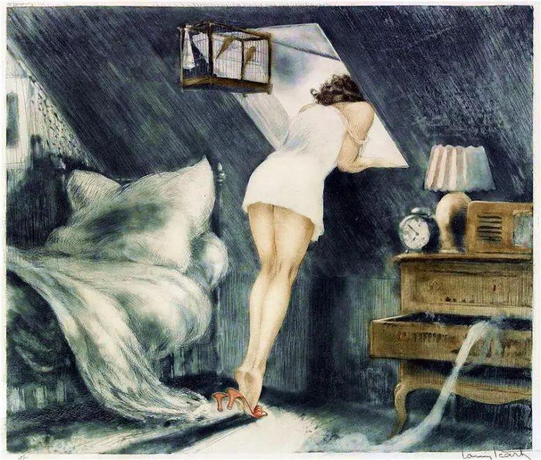 他画的女人,美得让人欲罢不能插图29