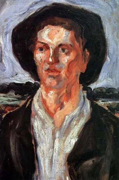 一位颇有传奇色彩的女画家——彼得洛维奇插图3