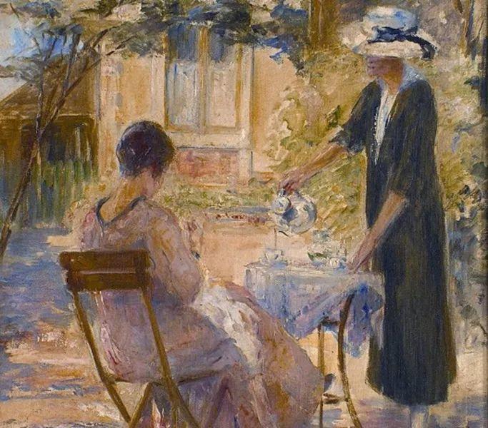 一位颇有传奇色彩的女画家——彼得洛维奇插图6