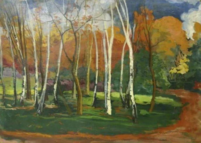 一位颇有传奇色彩的女画家——彼得洛维奇插图8