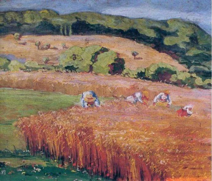 一位颇有传奇色彩的女画家——彼得洛维奇插图10