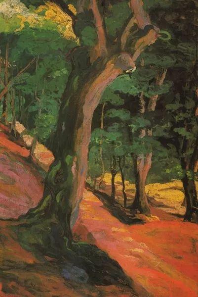 一位颇有传奇色彩的女画家——彼得洛维奇插图11