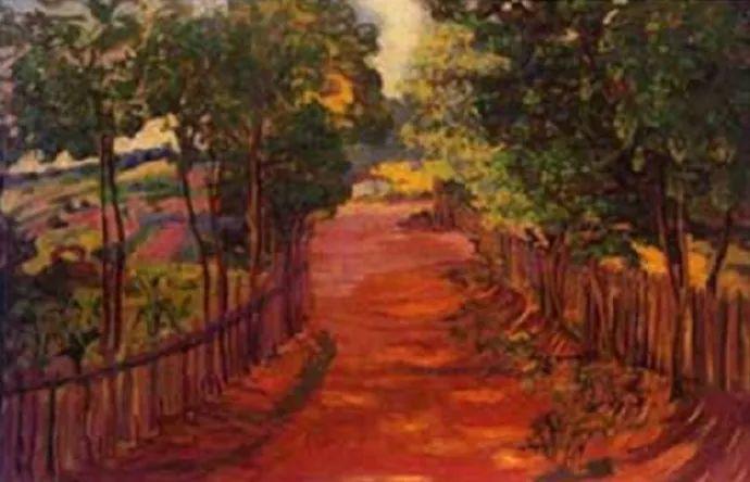 一位颇有传奇色彩的女画家——彼得洛维奇插图13