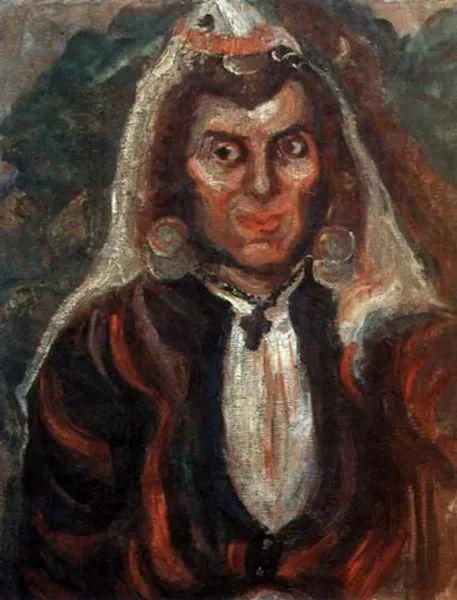 一位颇有传奇色彩的女画家——彼得洛维奇插图14